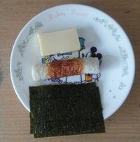 チーズとちくわ